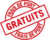 frais ports gratuits